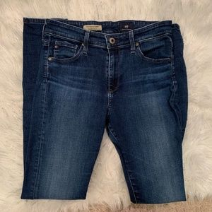 Ag Adriano Goldschmied Jeans - AG Adriano Goldschmeid The Farrah Skinny High-Rise